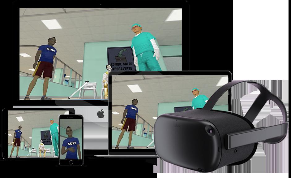 LearnBrite   The World's First HTML5 VR E-Learning Platform